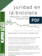Seguridad en La Bicicleta