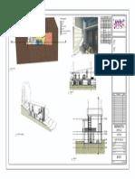 Proyecto de Ejemplo Curso Revit Arquitectura - Sheet - A101 - CORTES