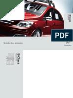 Mercedes B-Class Accessories List
