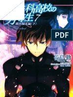 Mahouka Koukou No Rettousei - Volume 07 - Yokohama Disturbance Chapter (II)