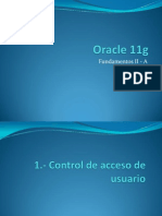 Oracle 11g T2a