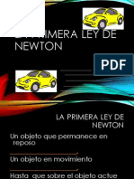 1 y 2 Ley de Newton - Copia