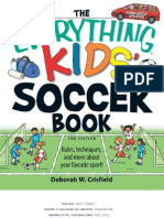 The Everything Soccer Book