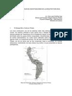 HUÁNUCO PAMPA NUEVAS INVESTIGACIONES DE LA ARQUITECTURA INCA