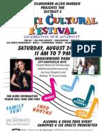 District 2 Multicultural Festival at Hagginwood Park