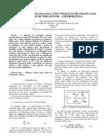 Relatório 6 - Analise Experimental de Tensões
