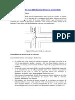 Reglamentación para el Diseño de un Sistema de Alcantarillado
