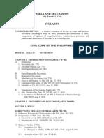 Wills&Succession(Sylabus 6-5-13) (3)