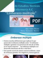 Embarazo Multiple Para Exponer