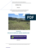 Informe Final Geofisica Presa-laguna Huachoaccasa