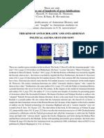 Falsifiers of Armenian History