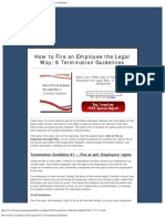 How to Fire an Employee the Legal Way_ 6 Termination Guidelines