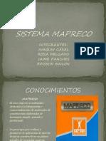 Sistema Mapreco