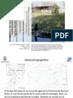 Relevamiento Arroyo Del Gato - CIMA - UNLP-1