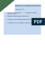 Calculadora PDT Huella de Carbono