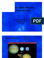 Life Giant Planets Moons