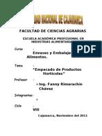 Adrian - EMPACADO Envases