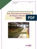 Guía de Prevención Talleres