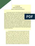 Blavastsky, H. P. - Proemio Da DS