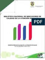 Biblioteca Nacional de Indicadores