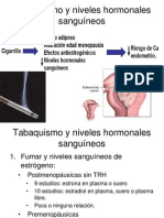 Cancer de Endometrio y Tabaco