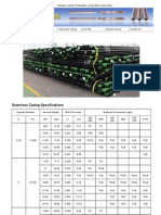 Seamless Casing API Seamless Casing Steel Casing Pipes