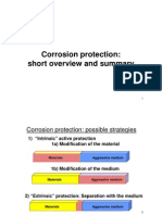 SIandAII Corrosion Protection Lecture