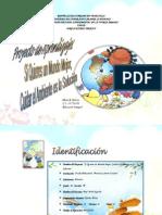 Proyecto de Aprendizaje El Ambiente