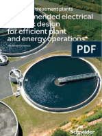 Expert Guide Efficient Electrical Network Design for Wastewater Treatment Plants