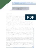 18 Especificaciones Tecnicas Generales Puente Huatta