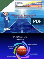 Formulación de Proyectos Educativos