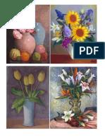 bodegon de flores y frutas.doc