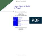 Baden Powell-Roverismo Hacia El Exito