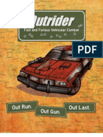 Outrider Rules v1.0