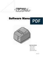 TSP100 SoftwareManual En