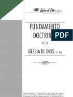 2Fundamento Doctrinal Mayo,2012