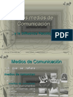 Práctica 8 - Medios de Comuniciación