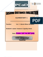 2nd Distance Evaluation e1 July (Reparado)