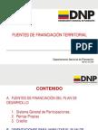 Oswaldo Porras Fuentes Financiacion