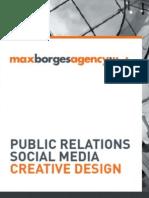 MBA Creative Services Portfolio