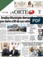 Periódico Norte Edición Impresa 3 agosto de 2013