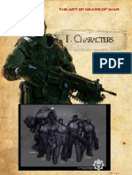 The ART of Gears of War