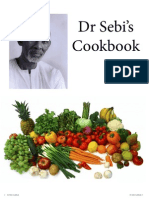 Dr  Sebi Nutritional Guide | Lymphatic System | Blood
