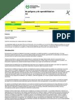 Ntp 238 Analisis de Peligros y de Operabilidad