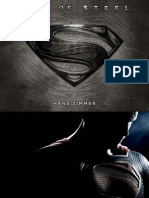 Digital Booklet - Man of Steel
