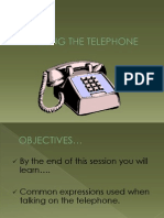 Using the Telephone.pdf