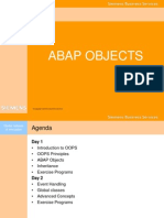Introduction to ABAP Objects1