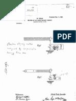 Nikola Tesla - Method of Utilizing Radiant Energy - Patent 685958