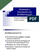 Sim Mechanics