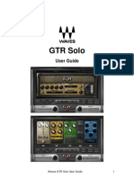 Gtr Solo Tool Rack